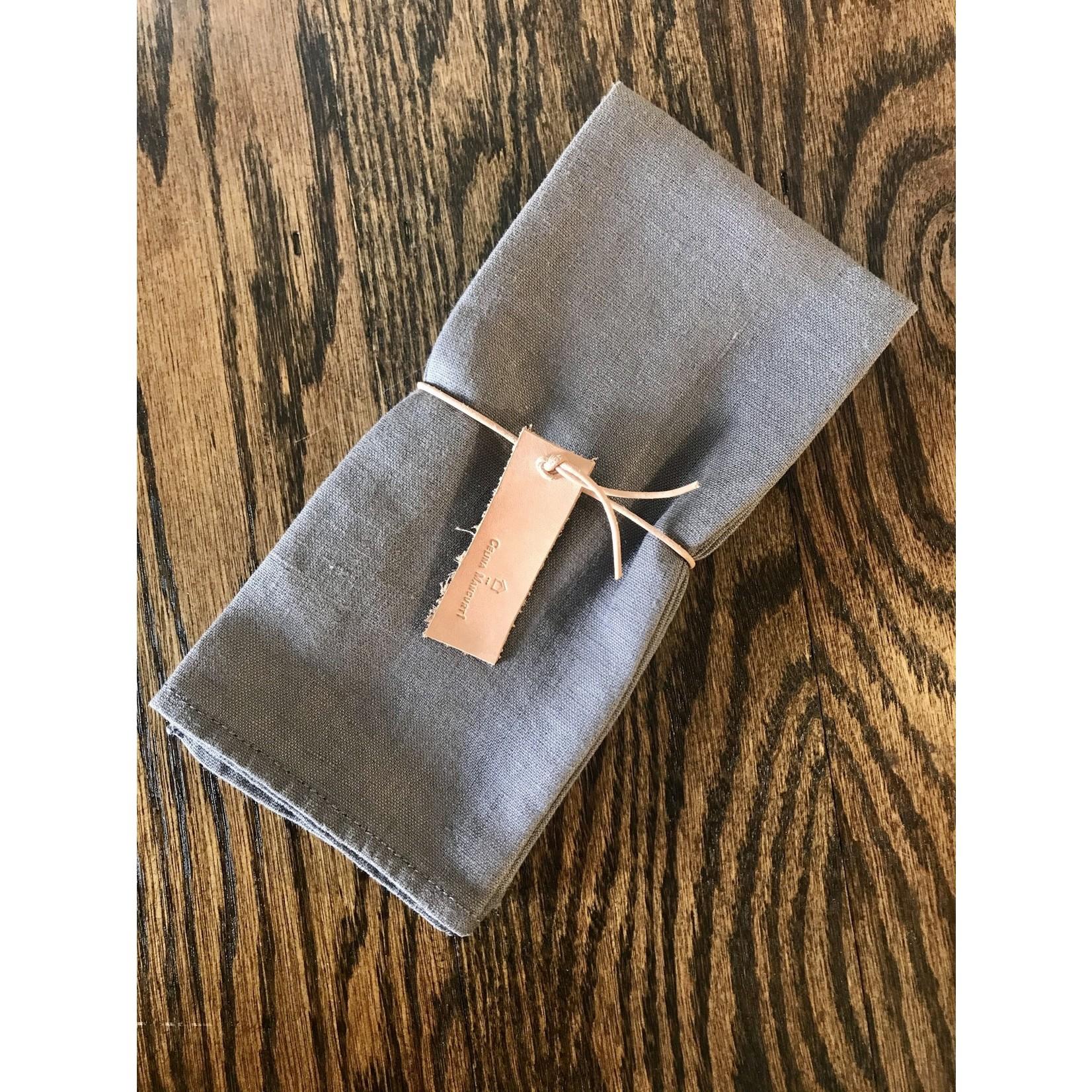 Celina Mancurti (LO) Linen Napkin Sets of 2