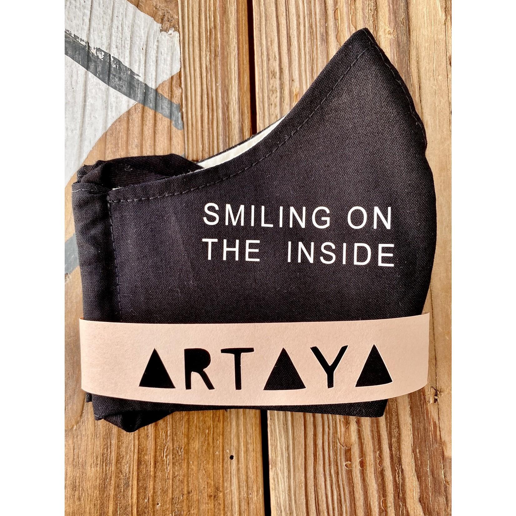 ARTAYA / ARTAYA LOKA (QO) (BO) Adult Face Mask Smiling Inside