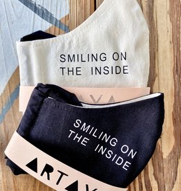 ARTAYA LOKA (BO) Adult Face Mask Smiling Inside