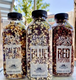 Petersen Family Farm Farm Fresh Bottled Popcorn
