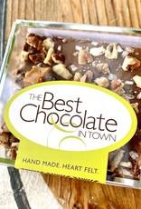 The Best Chocolate In Town Milk Chocolate Pecan Turtle Bark Box