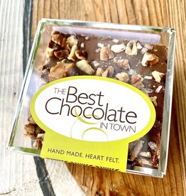 The Best Chocolate In Town Milk Chocolate Pecan Turtle Bark Box