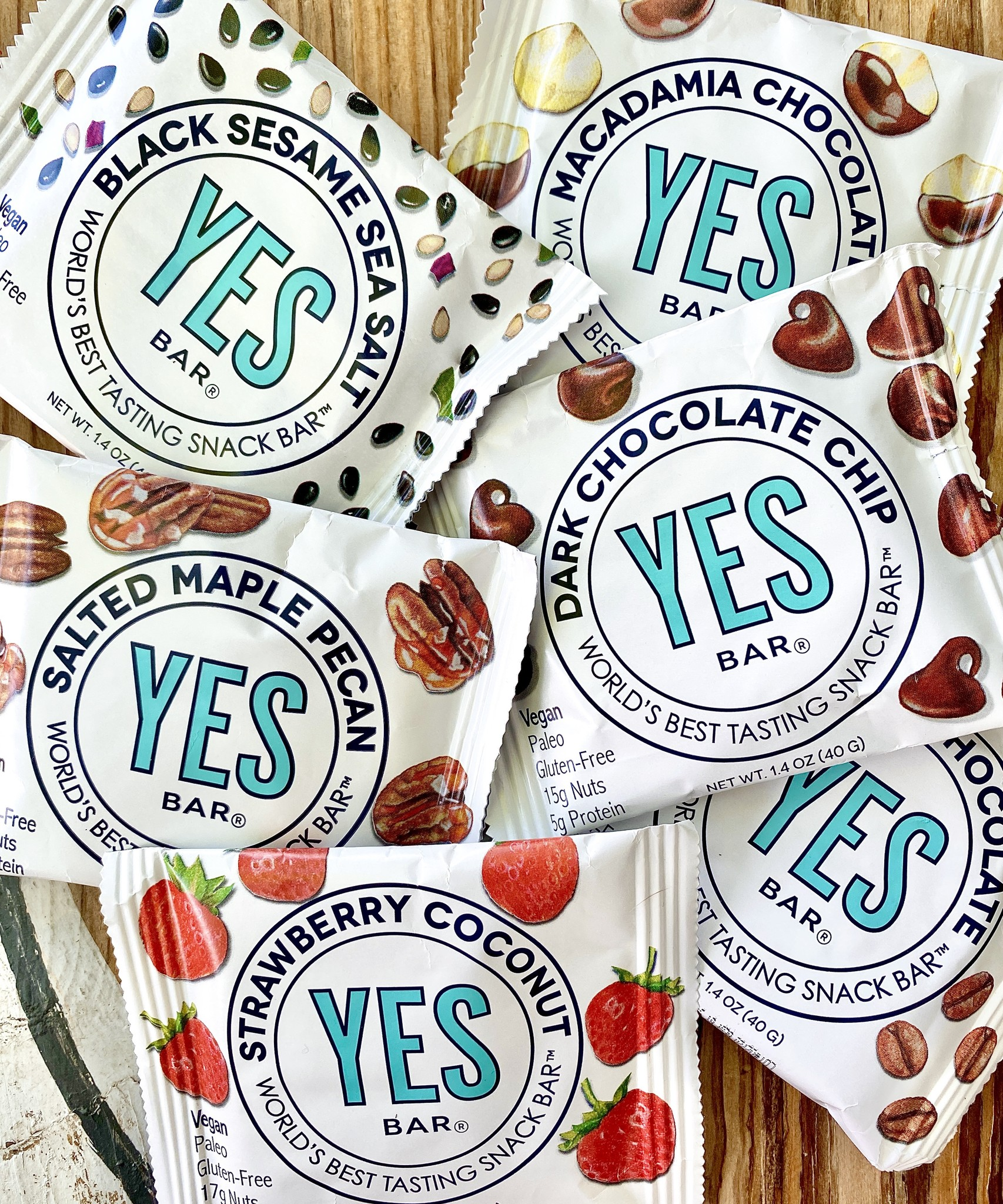 The YES Bar YES Snack Bar