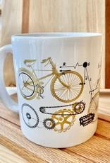 Cognitive Surplus Bicycle Science Mega Mug