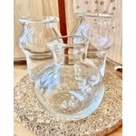 Pretentious Beer Glass Company New-Fashioned Neat Glass Set of 3