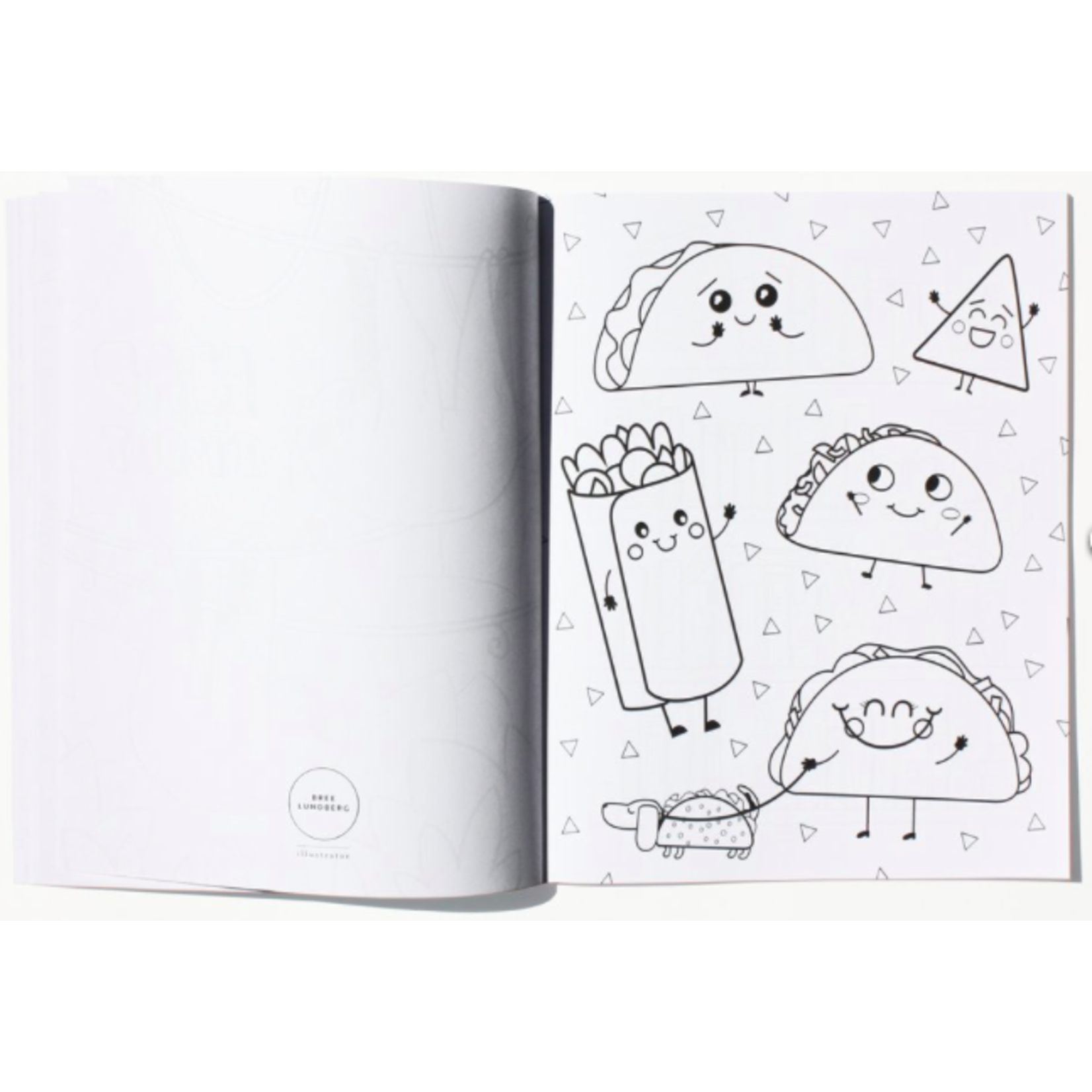 Free Period Press Distractables Super Cute Very Nice Coloring Book