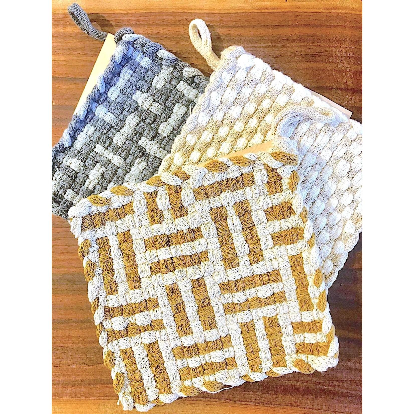 Kate Kilmurray Woven Trivet