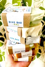 Granola Girl Skincare /Teehaus Bath + Body All-Natural Bar Soaps