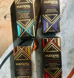 Mayana Chocolate Gourmet Chocolate Bars