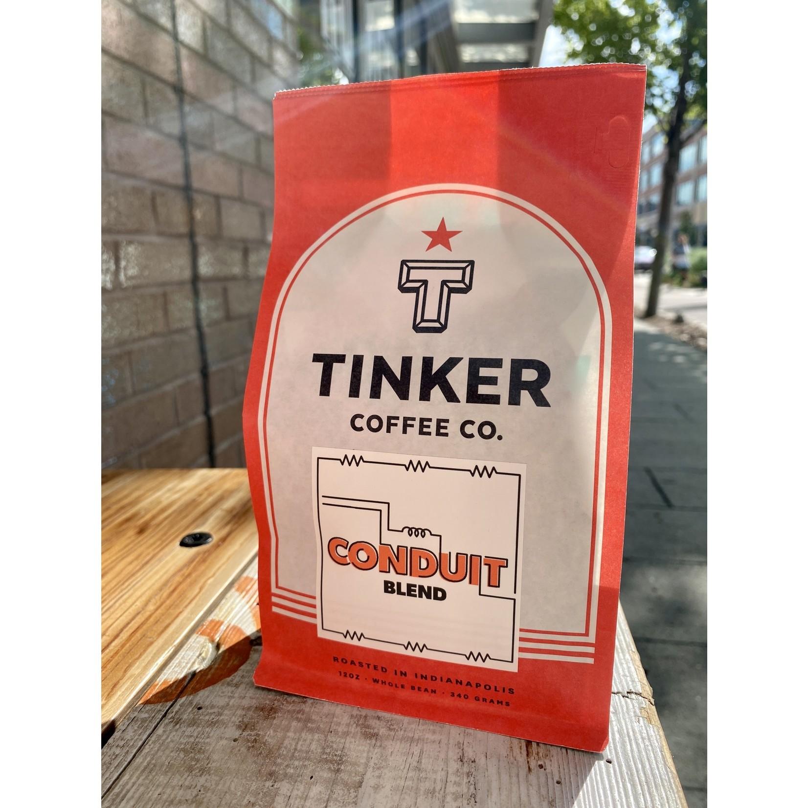 Tinker Coffee Co. Tinker Whole Bean Coffee 12oz. Bags