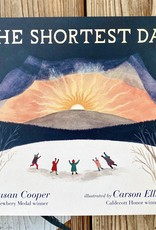 Susan Cooper & Carson Ellis The Shortest Day Book - Susan Cooper & Carson Ellis