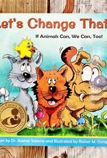 Bashar Salame Let's Change That Children's Book