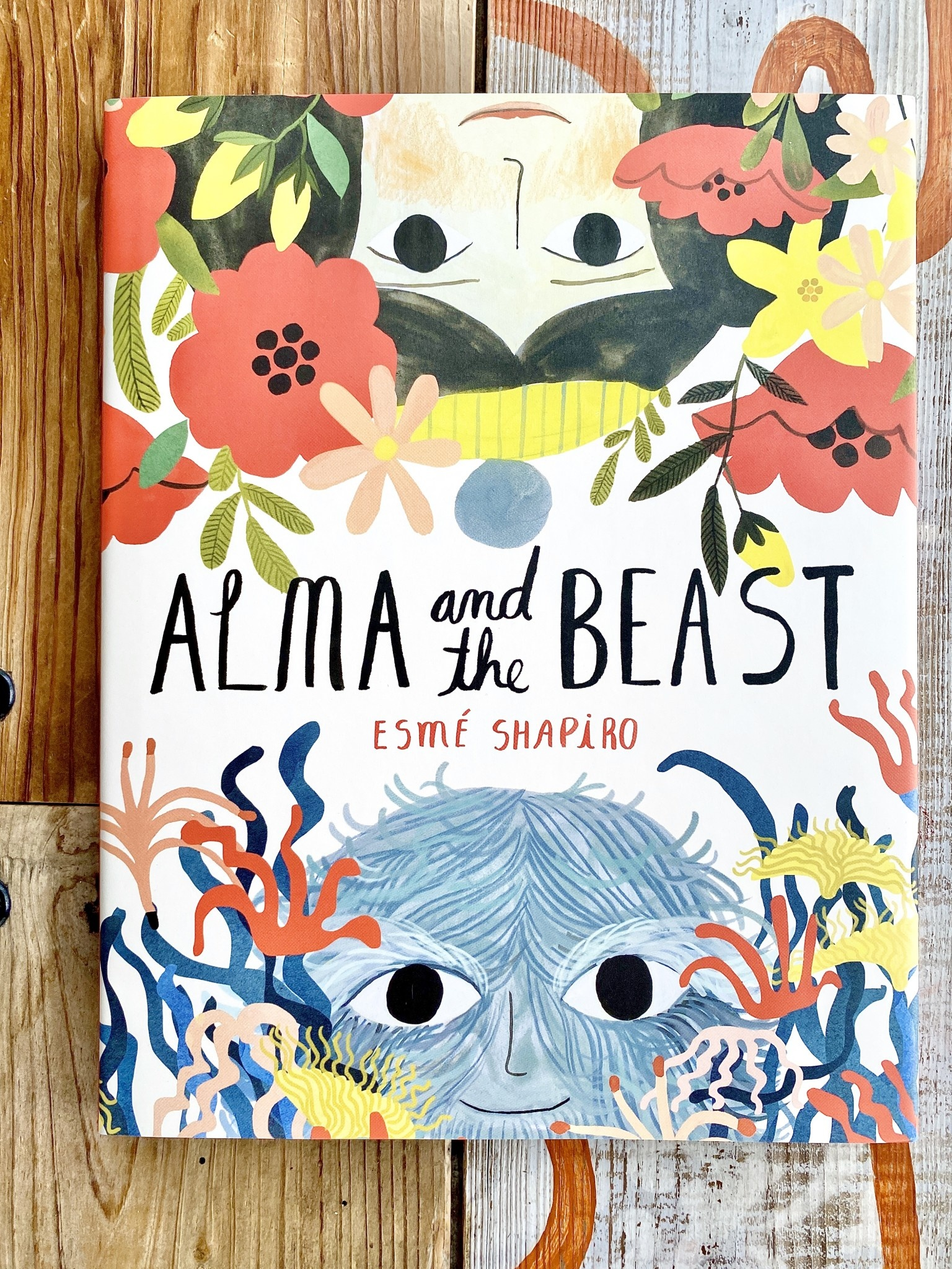 Esmé Shapiro Alma & The Beast Book - Esmé Shapiro