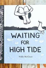 Nikki McClure Waiting for High Tide Children's Book