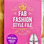 The Creative Cookie LLC (BO) My Fab Fashion Style File Book
