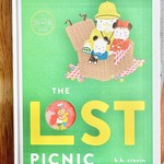 B. B. Cronin The Lost Picnic Seek + Find Book - B.B. Cronin