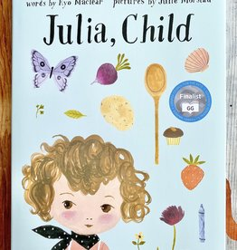 Kyo Maclear Julia, Child Book - Kyo Maclear