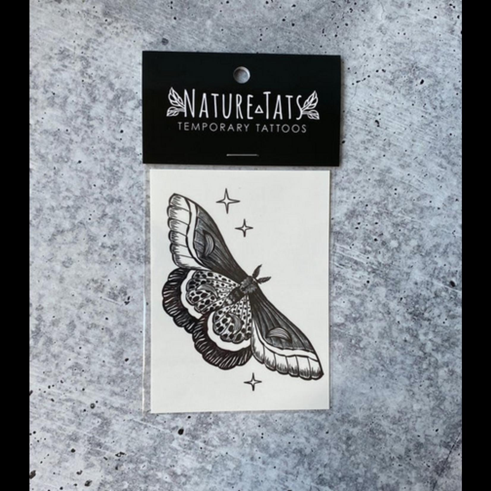 NatureTats Flight Temporary Tattoos