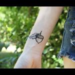 NatureTats Floral + Fauna Temporary Tattoos