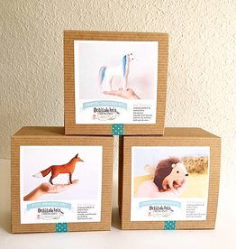 DelilahIris Designs Animal Felt Sewing Craft Kits