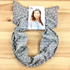 Little Minnow Designs Twist Hair Scarves