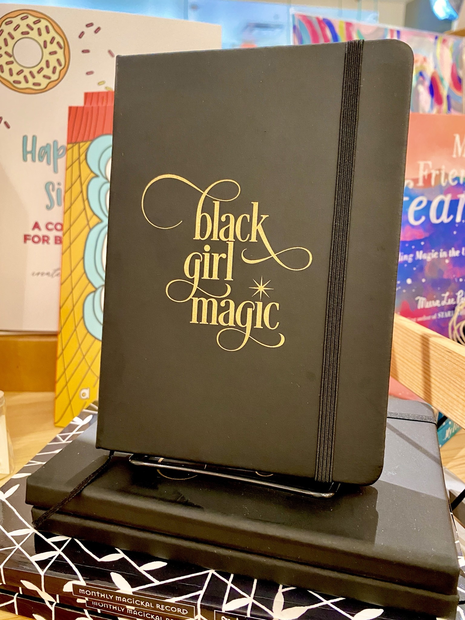 Effie's Paper (BO) Black Girl Magic Notebook