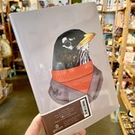 Berkley Illustration / Ryan Berkley Animal Portrait Notebooks - Set of 2
