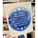 Asher Schwank (QO) We Persist 8x10 Art Print