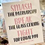 Arthur's Plaid Pants Feminist 8x10 Art Print