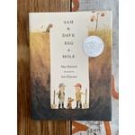 Mac Barnett Sam & Dave Dig A Hole Book - Mac Barnett
