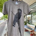 John Vogl / The Bungaloo Burrowing Owl Tee (Unisex)