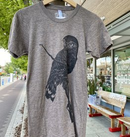 John Vogl / The Bungaloo Burrowing Owl Tee (Unisex)