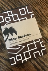 Mister Bandana MB Bandanas