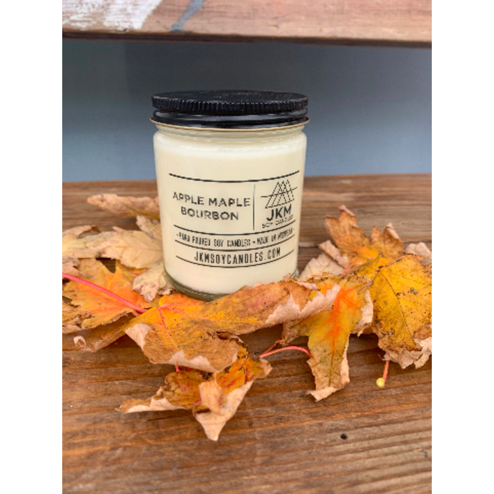 JKM Soy Candles FC: Fall Collection Candle