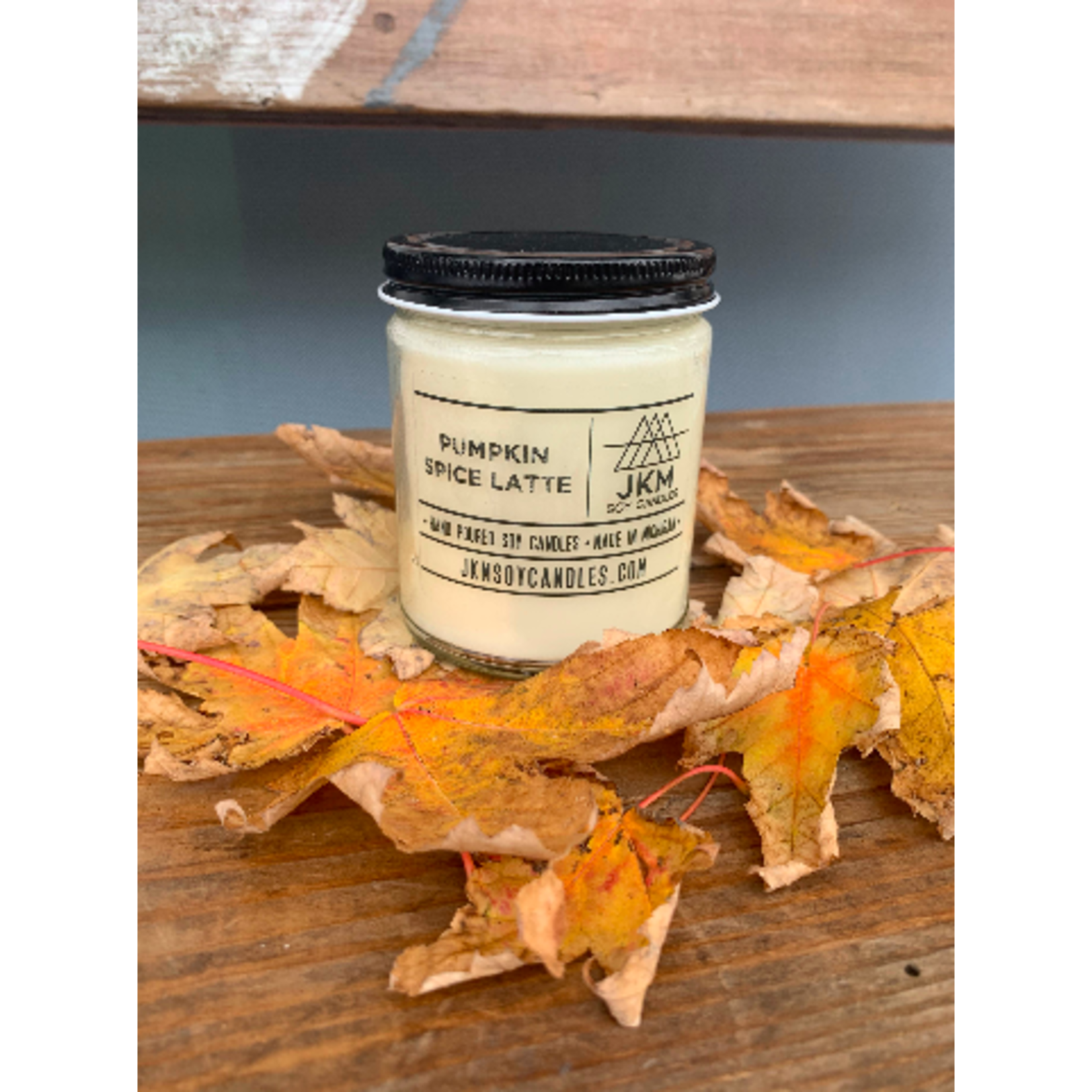 JKM Soy Candles FC: Fall Collection