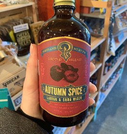 Portland Soda Works / Portland Syrups Autumn Spice Mixer Syrup 16oz. Bottle