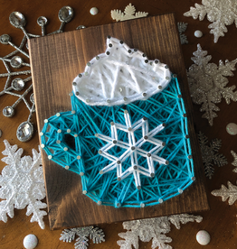 Strung By Shawna String Art Kit Holiday Collection