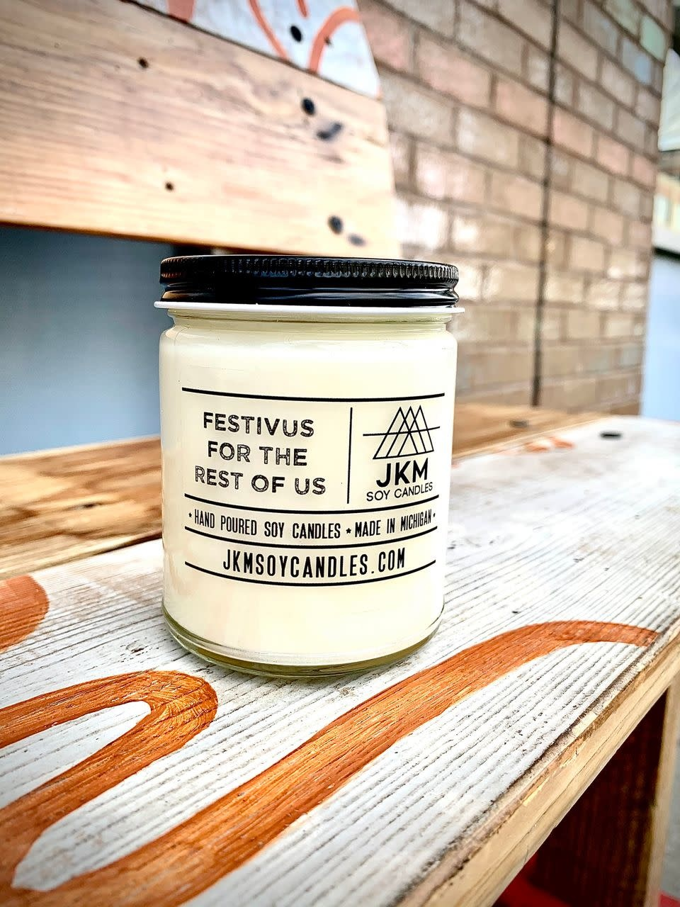 JKM Soy Candles FH: Funny Holiday Collection