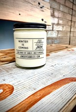 JKM Soy Candles HC: Holiday Collection