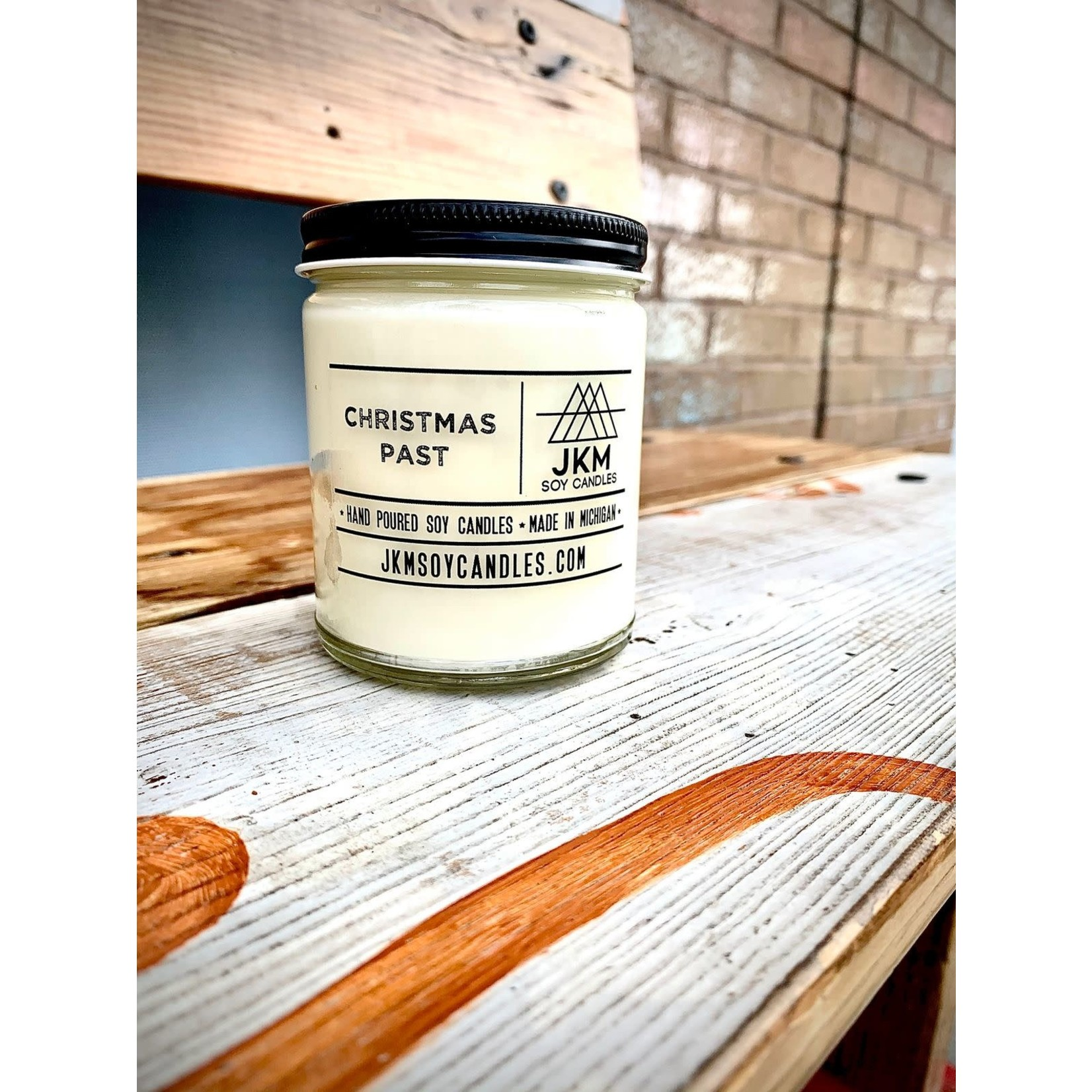 JKM Soy Candles HC: Holiday Collection Candles