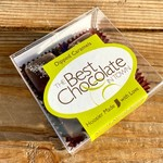The Best Chocolate in Town (POC) Dark Chocolate Sea Salt Caramels 4pc. Box