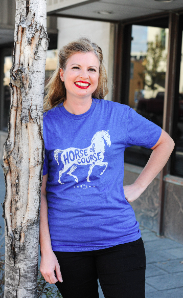 United State of Indiana Horse, Of Course Colt Tee