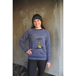 United State of Indiana Light Of Midwest Fireflies Sweatshirt