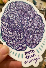 Artery Ink Artery Ink More than Enough Stickers
