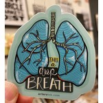 Artery Ink (LO) Artery Ink Reminder Stickers Deep Breath Lungs