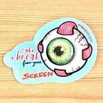 Artery Ink (LO) Artery Ink Reminder Stickers Screen Break Eye