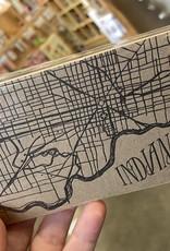 Blackbird Letterpress Indianapolis Letterpress Jotter Notepad