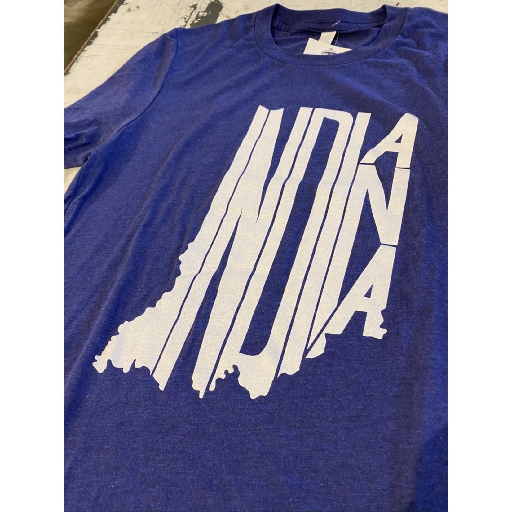 The Stately Shirt Co. Indiana Stately Navy Tee