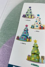 Unstationary Classic: Christmas Tree Paper Craft Kit