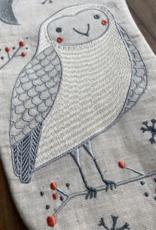 Gingiber Merriment Owl Stocking